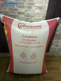 Bolso de aire inflable tejido PP del balastro de madera del fabricante con precio barato