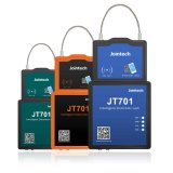 Doppel-SIM GPS elektronischer Verschluss mit dem Istzeit-Gleichlauf und Fernkennwort setzen Funktion frei