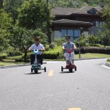 Transformable faltbarer elektrischer Mobilitäts-Roller