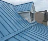 新しい建築構造材料のカラーによって艶をかけられる鋼板の屋根瓦