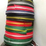 Nachgemachter Reißverschluss-Polyester-Material-Brücke-Riemen für Kleid/Beutel/Bekleidungszubehör