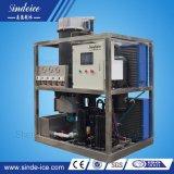 Machine van het Ijs van de Buis van de vervaardiging de Beste Verkopende met de Bak van het Ijs