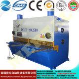 Cortadora/máquina del esquileo de la guillotina/máquina hidráulica QC11y del esquileo