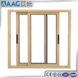 La souplesse de conception des portes et fenêtres à double vitrage porte coulissante en aluminium