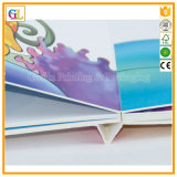 Fill Color Cardboard Children Book Printing (oem)