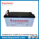 Batterie d'acide de plomb de batterie de la longue vie 12V 200ah pour le véhicule électrique/véhicule