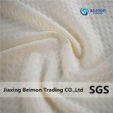 40d de nylon Sterke Stof van de Jacquard van de Rek voor Lingerie, Klein Vierkant Decoratief Patroon, Zachte Handfeel