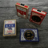 Cartões de jogo feitos sob encomenda do cartão do póquer do casino com preço barato
