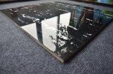 De hete Natuurlijke Tegels van de Vloer van het Porselein van de Grootte 600X600 van de Steen Grote Zwarte