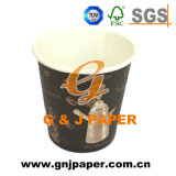 Custom печати одноразовые 4 унций кофе чашку бумаги