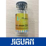 Escritura de la etiqueta antifalsificación modificada para requisitos particulares del frasco del holograma 10ml del laser del rectángulo de la talla