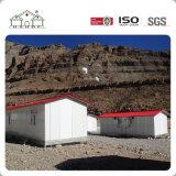 Panel Sandwich Casa prefabricados con estructura de acero de la luz de la casa