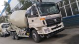 Camion del miscelatore di /Concrete del camion del miscelatore di JAC 6X4 9m3