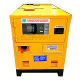 전기 플랜트 용접 기계 침묵하는 디젤 엔진 발전기 150kVA 인도 가격