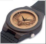 [أم] أسلوب جديد ساعة خشبيّة