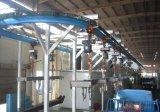 Máquinas de sopro contínuas do equipamento/tiro da limpeza da suspensão Catenary