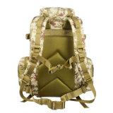 bolso táctico militar del recorrido del morral de 50L que va de excursión que acampa que acampa Molle al aire libre