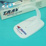 B737-800 19,7cm modelo de plástico para el Servicio de Viajes Compañías Aéreas con Split Cimitarra Winglet