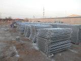 유럽 시장 판매 (XMR76)를 위한 작풍에 의하여 직류 전기를 통하는 강철 양 장애물