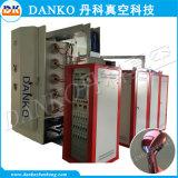 Dankovac Befestigungsteil-Badezimmer-Befestigungen/Küche bearbeitet Beschichtung-Maschine des VakuumPVD, Gerät
