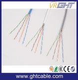 Cavo siamese del cavo UTP del cavo elettrico di Cat5e 2