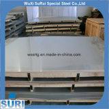 Hoja de acero inoxidable de &2b/Ba/4K/8K/Hl 1220X2440 321 fríos/laminados en caliente (placa)