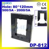 Installer facilement la bride sur le modèle Dp-812 500/5 - type transformateur de courant de guichet de la classe 0.5 monophasé 2000/5A