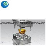 Capacete Industrial OEM molde plástico de injecção