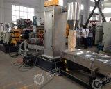 HDPE van de Extruder van de hoge Efficiency LDPE LandbouwFilm die In twee stappen Lijn pelletiseren