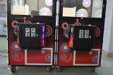Эксплуатируемая монетка ягнится машина когтя крана игры для парка атракционов