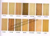 pelle di legno del portello dell'impiallacciatura della pelle del portello dell'annuncio pubblicitario di 890*2150mm