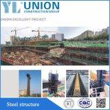 Prédio da oficina de montagem de estrutura de aço da estrutura de aço do Projeto Armazém da estrutura/Projeto de oficina