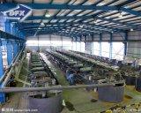 Taller industrial modificado para requisitos particulares fabricante y almacén de la estructura de acero de la fábrica