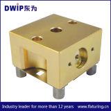Houder van de Elektrode van het Messing van Erowa 51*51 de Vlakke voor het Maken van de Vorm van de Injectie van EDM CNC