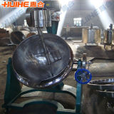 Café de aço de Stainelss que faz a chaleira da máquina