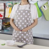 Novo Design de venda quente avental de cozinha de algodão
