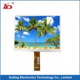 7.0 ``전기 용량 접촉 스크린 위원회를 가진 800*480 TFT LCD 모듈 전시