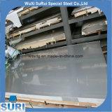 No. 4 grado en frío inoxidable de alta calidad superficial 201 de la placa de acero de China