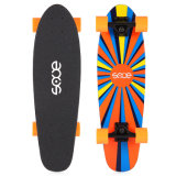 "Skateboard Mini Cruiser FULL Maple Made 26*7.5 "" Yc03-1"