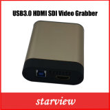 Карточка видео- захвата USB3.0 HDMI/SDI для Windows, петли Linux HD через привод игры 1080P 60fps Grabber Dongle UVC свободно