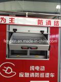 Het Broodje van het Aluminium van de Vrachtwagens van de Noodsituatie van de brand op het Rolling Blind van de Deur