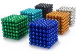 Campo magnético preta grossista bolas magnéticas de 3mm 216HP