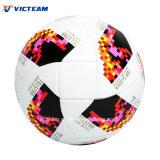 Nuevo balón de fútbol de taza de mundo del funcionario de aduanas del diseño