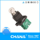 Ce/RoHS anerkannter CB Serien-Drucktastenschalter