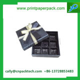 Caja de cartón de embalaje Caja de galletas de regalo elegante con imán