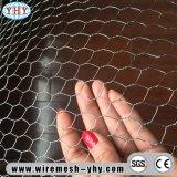 Cerca sextavada do engranzamento de fio da venda quente usada para o engranzamento de fio da galinha