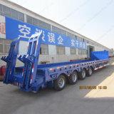 3 Wellen-niedriger flaches Bett-Schlussteil/LKW vom China-Hersteller