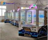 Distributore automatico premiato di Housetoy dell'indicatore luminoso del gioco della galleria del regalo per il campo da giuoco