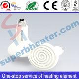 riscaldatore infrarosso di ceramica della lampada del riscaldatore 200W per pollame