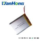 663750pl 1400 Мач, 3,7 литиевый аккумулятор для GPS
